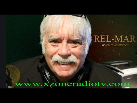 The 'X' Zone Radio Show with Rob McConnell - Guest: Cyril H.