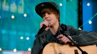 Justin Bieber 7 Years Of Baby 2010 2017 HD Best Vocal