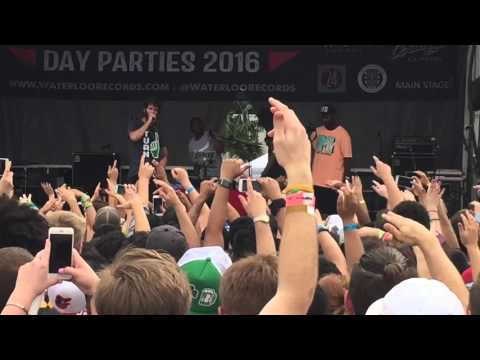 Lil Dicky - $ave Dat Money live at SXSW