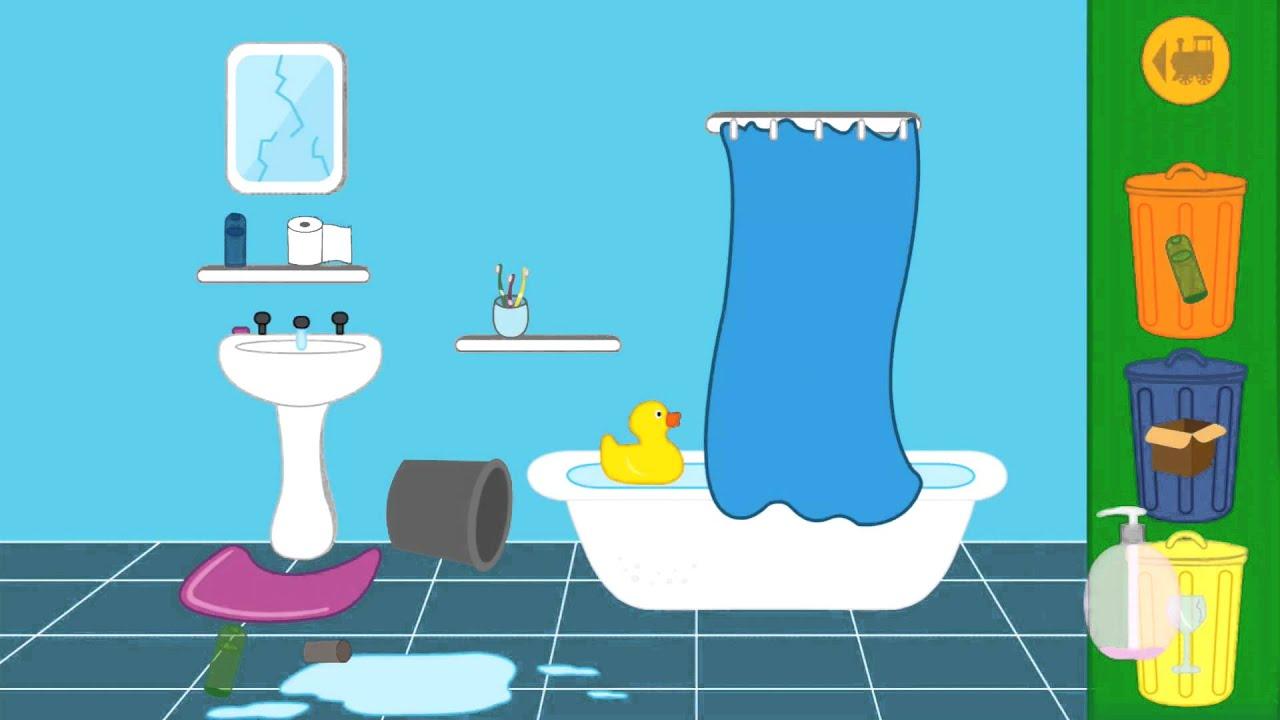 Imagenes de limpieza ba o - Imagenes de cuartos de bano ...