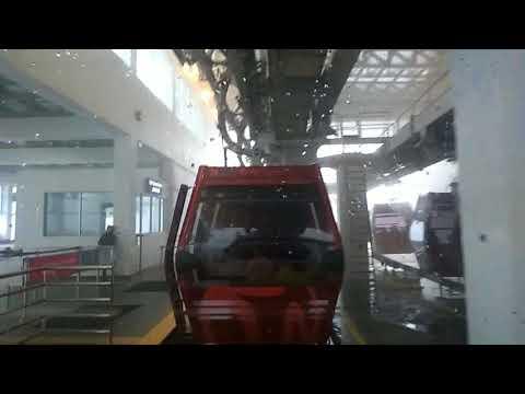 Cable car / gondola at Genting highland, Malaysia