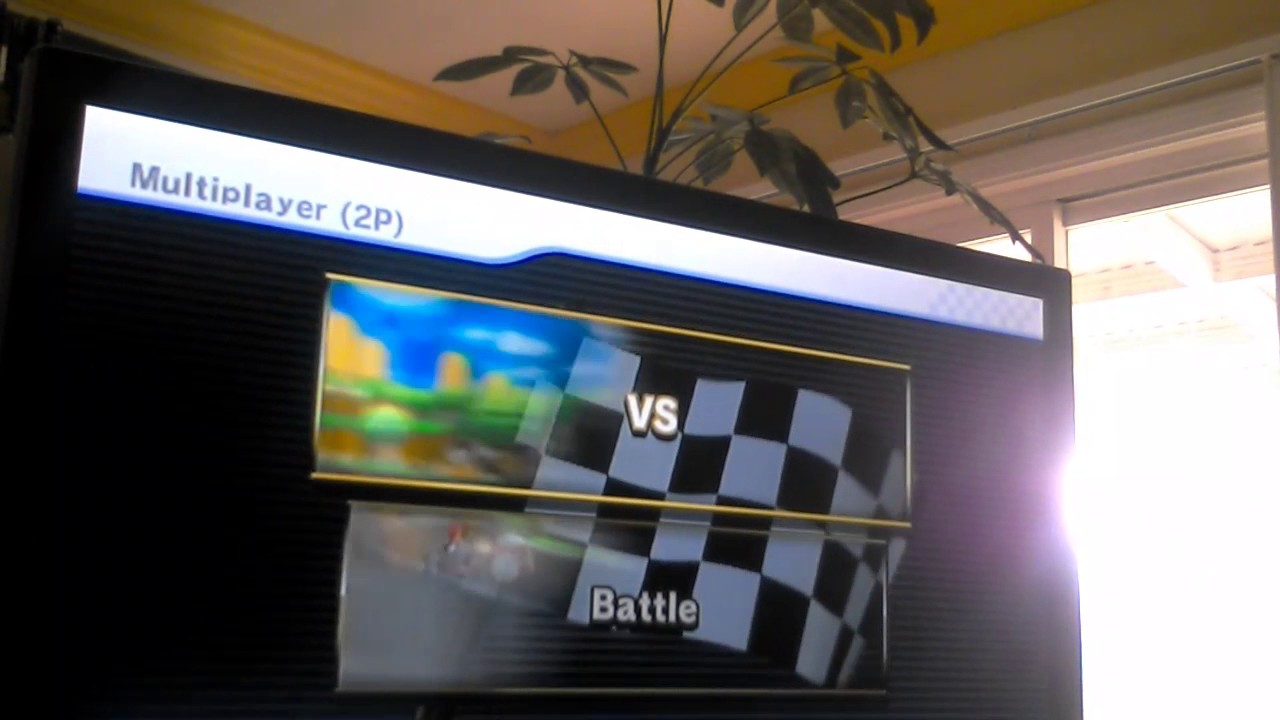 How To Get Grand Prix Mode On Multiplayer In Mario Kart Wii