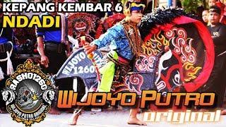 Solah Trengginas Kepang 6 Ndadi Wijoyo Putro Original Live Bulakmiri 2018