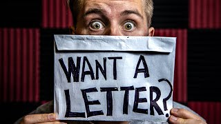 Do you want a letter? I will send you one! [10 HOUR TIME LIMIT]