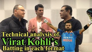 Technical Analysis | Kohli | AUSvNZ Day 1 | BolWasim |