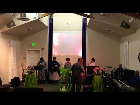 Rehearsal At GLOBAL MISSION CHURCH