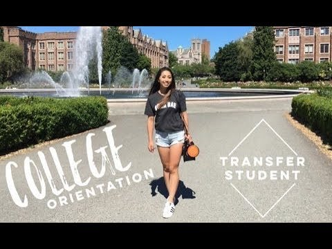 COLLEGE ORIENTATION | University Of Washington Story Time & Experience // @ohdangdanii