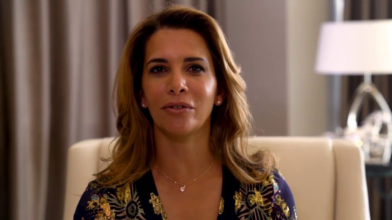 Message From Hrh Princess Haya Bint Hussein For Laureates And
