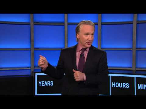Real Time with Bill Maher: Monologue - November 7, 2014 (HBO)