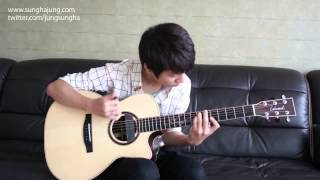 Video G Dragon) That XX (그 XX)   Sungha Jung Acoustic Tabs Guitar Pro 6 download MP3, 3GP, MP4, WEBM, AVI, FLV Mei 2018
