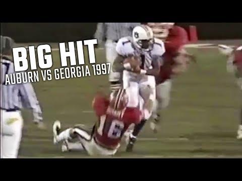 Auburn RB destroys Georgia