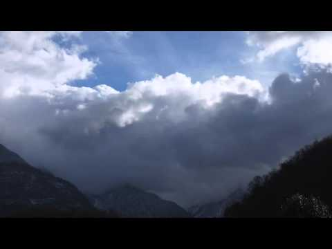 Time Lapse Alpes - Alps 2