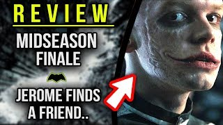 Jerome Finds a Best Friend! - Gotham Season 4 Episode 11 Review!