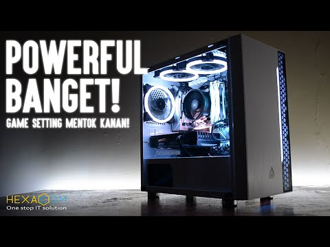 #134 GIVEAWAY TIMES...review pc 10juta'an RTX2060 super from YouTube · Duration:  12 minutes 32 seconds