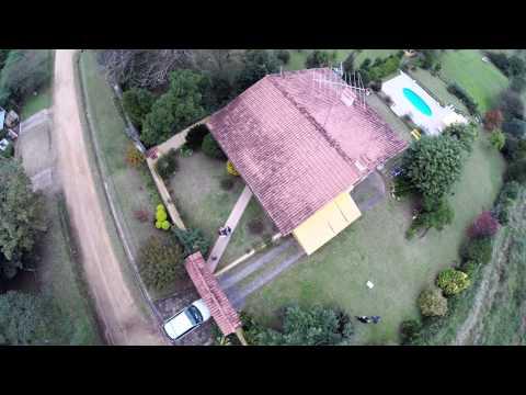 Drone no Guaíba Country Club - Inverno/2014