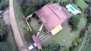 Drone no Guaíba Country Club