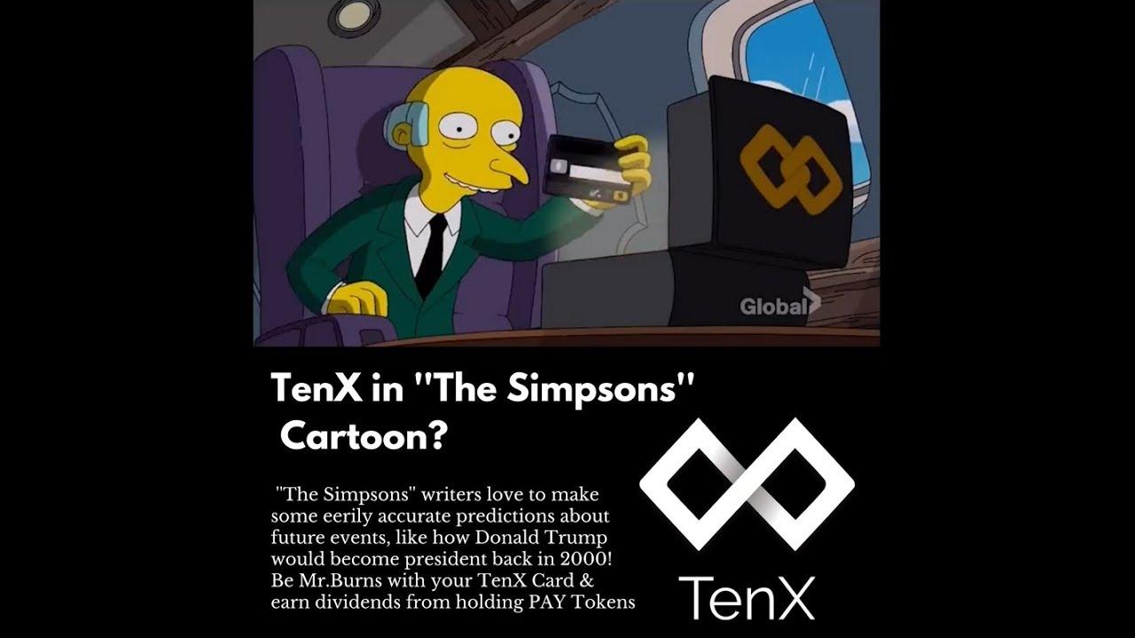 tenx cryptocurrency price