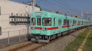 西鉄5000形(4両) 5138F 回送電車 筑紫発車
