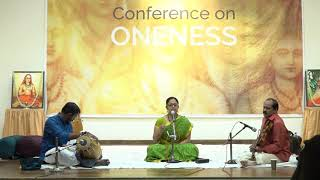 Oneness Conference Music Evening