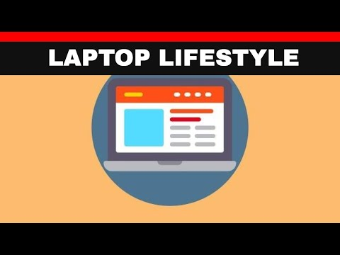 How to get the laptop lifestyle - free module