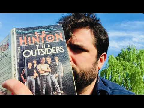 Reading books for Mom! Episode #1! The Outsiders, by S.E. Hinton