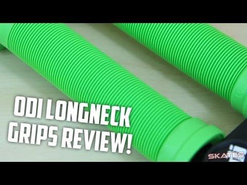 ODI Longneck Handlebar Grips | Skates.co.uk Review