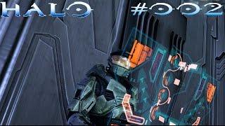 HALO 1 | #002 - Wir landen auf Halo | Let's Play Halo The Master Chief Collection (Deutsch/German)