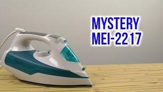 Розпакування Mystery MEI-2217