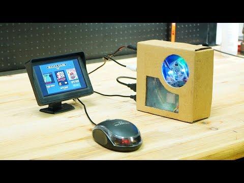 How To Build Mini PC at Home - DIY Mini Computer
