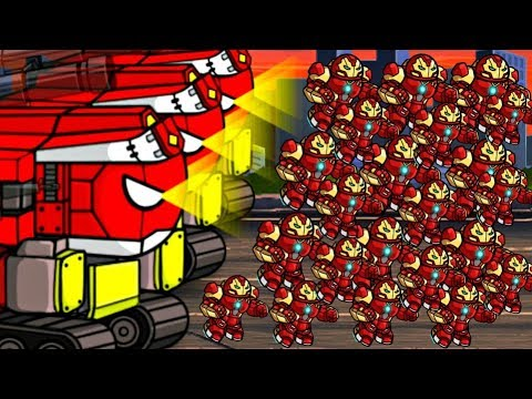 HERO WARS: Super Stickman Defense | New Aspect  PVP VS Mode 3:3 | GamePlay Walkthrough (Part 1)