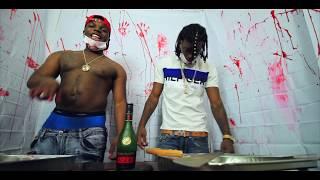 Dsteez x H $teezy - Slip Up #ShotByNathanJTV