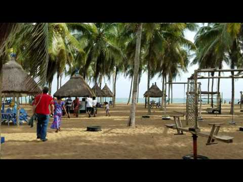 Beach day Togo 2016