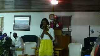Debra Snipes - So Many Times The Lord Made A Way for Me performed by Sharyell