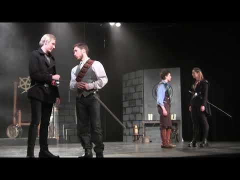 Macbeth - John G. Diefenbaker High School Drama Production | Diefenbaker Drama Society