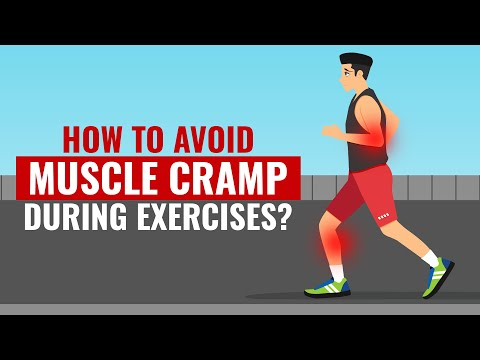 How To Avoid Muscle Cramps During Exercise? Here Is Your Answer