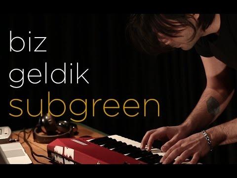 Subgreen - Floating To The Sun | Biz Geldik