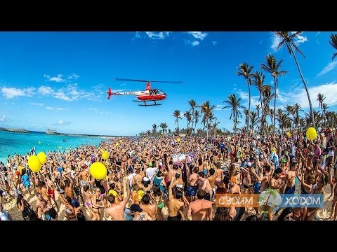 The Best Full Moon Party Video Ever | Koh Phangan, Thailand | Amazing New Year | HD