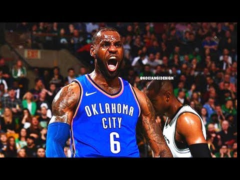 LeBron James Joins Thunder (Parody)