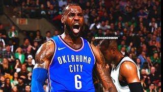 LeBron James Joins Thunder (Parody)