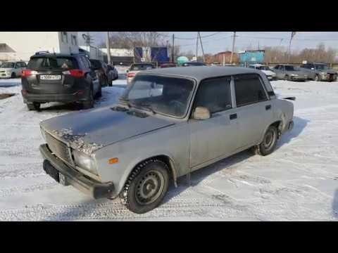 Срочный выкуп авто Челябинск 89124087447 ! Курган, Сургут. Выкупили битый ВАЗ-2107 2011 год