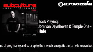 Jorn van Deynhoven & Temple One - Halo (Jorn van Deynhoven Mix) [Subculture 2010 Album Previews]