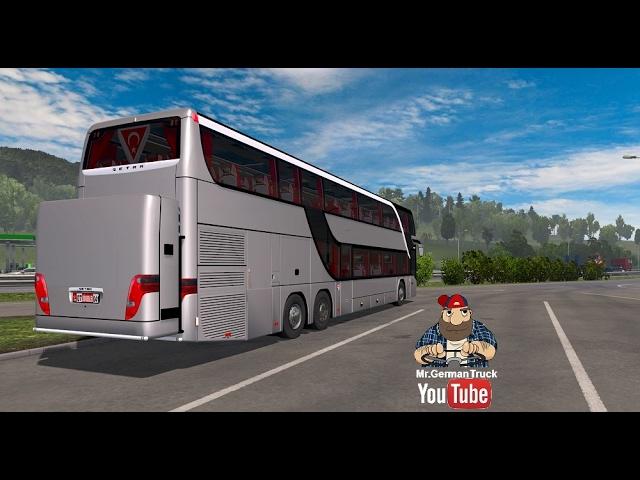 [ETS2] Setra 431DT Bus Mod
