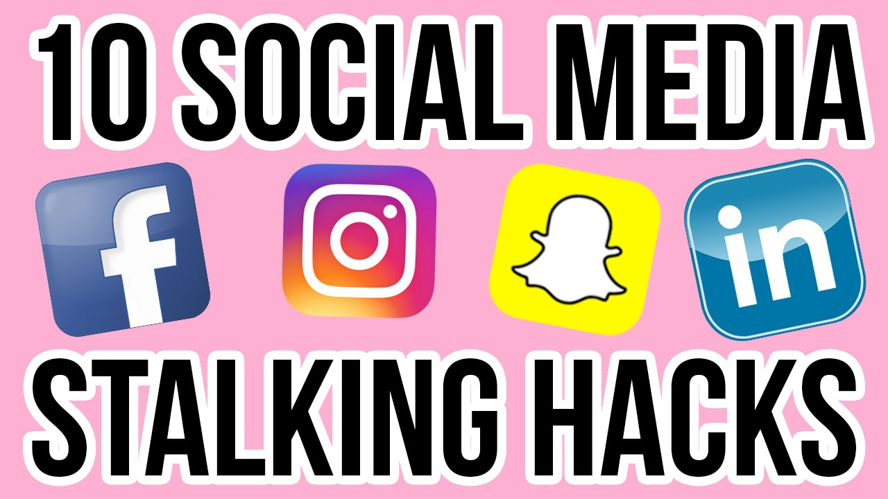 Social media stalkers