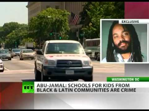 Mumia Abu-Jamal - first interview since escaping death row
