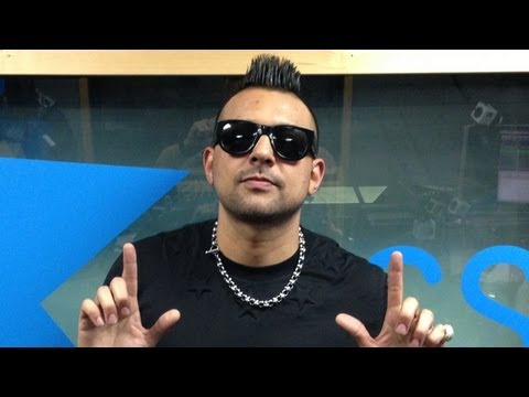 Sean Paul interview at Kiss FM (UK)