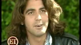 GEORGE CLOONEY EARLY CAREER: E/R, SUNSET BEAT, FACTS OF LIFE