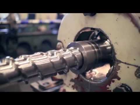 Plastic Extruder Screw Manufacturing - Melt Stream Components | Glycon Corp. Michigan USA
