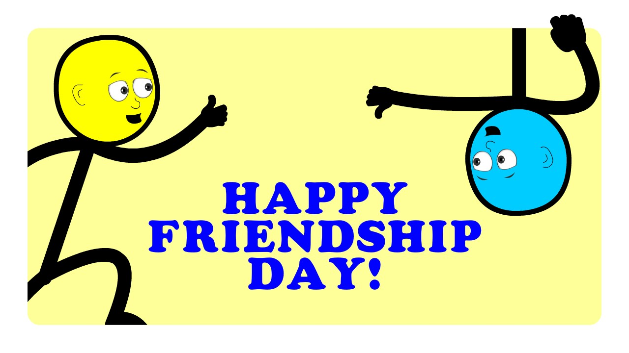 Some quotes with beautiful pictures - happy friendship day ...  |Happy Friendship Day Animated
