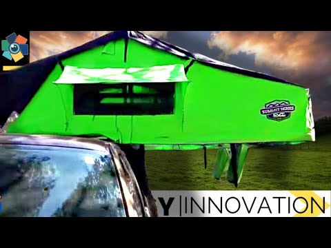 14 AWESOME ROOF TOP TENTS FOR YOUR OUTDOOR ADVENTURES