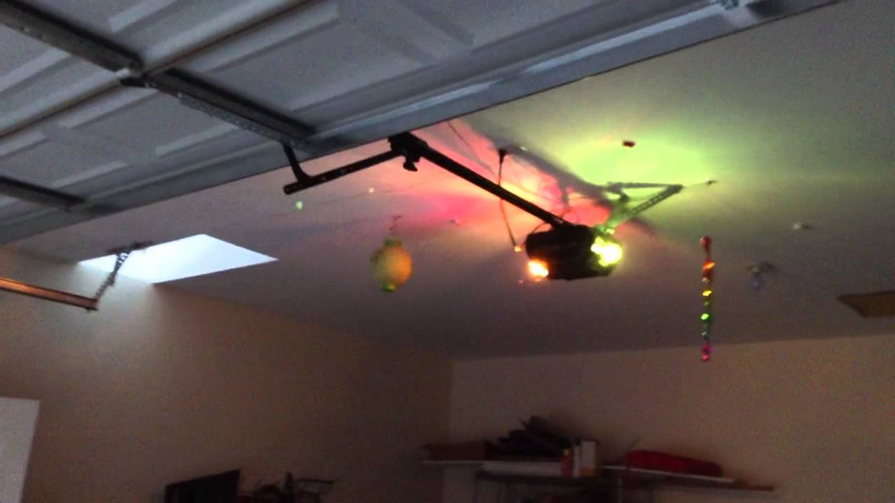 ceiling fans and garage - youtube